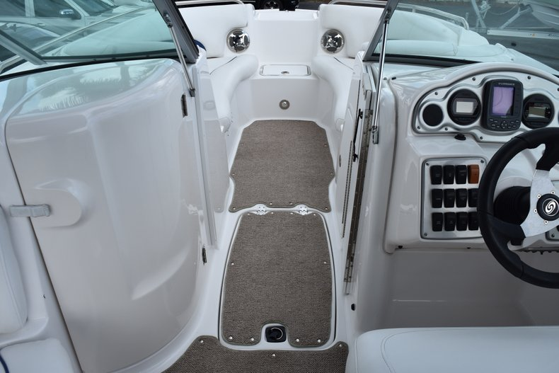 Thumbnail 32 for Used 2010 Hurricane SunDeck SD 2200 OB boat for sale in West Palm Beach, FL