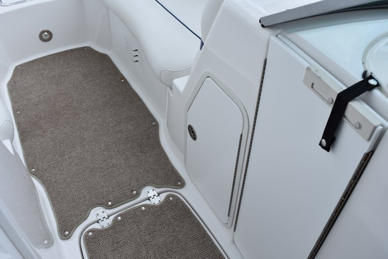 Thumbnail 36 for Used 2010 Hurricane SunDeck SD 2200 OB boat for sale in West Palm Beach, FL