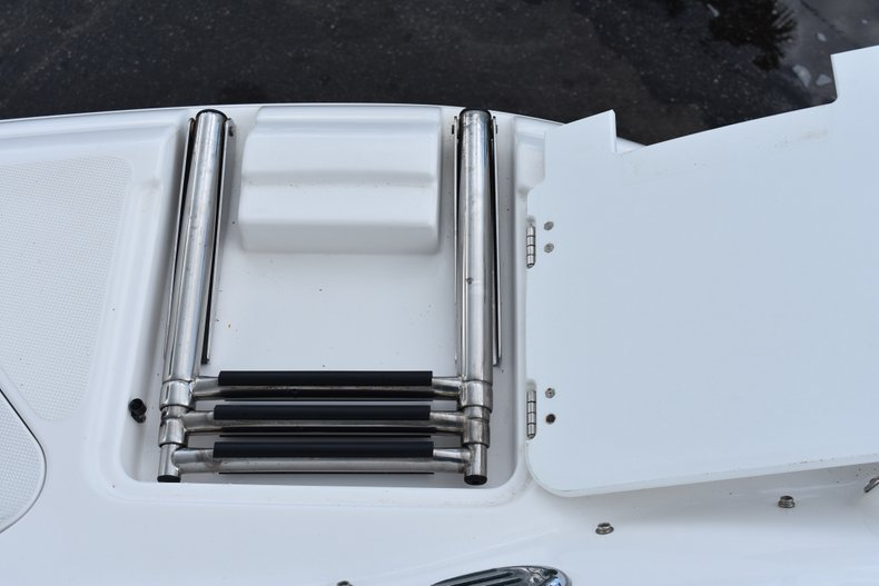 Thumbnail 45 for Used 2010 Hurricane SunDeck SD 2200 OB boat for sale in West Palm Beach, FL