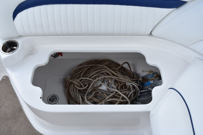 Thumbnail 15 for Used 2010 Hurricane SunDeck SD 2200 OB boat for sale in West Palm Beach, FL