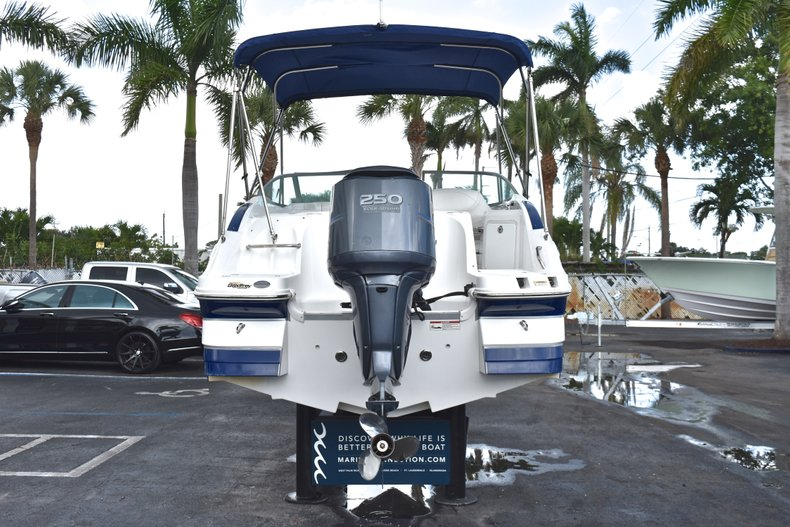 Thumbnail 6 for Used 2010 Hurricane SunDeck SD 2200 OB boat for sale in West Palm Beach, FL