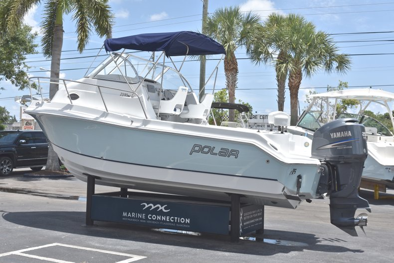 Thumbnail 6 for Used 2007 Polar 2100 WA boat for sale in West Palm Beach, FL