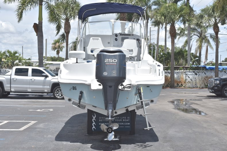 Thumbnail 7 for Used 2007 Polar 2100 WA boat for sale in West Palm Beach, FL