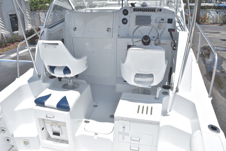 Thumbnail 13 for Used 2007 Polar 2100 WA boat for sale in West Palm Beach, FL
