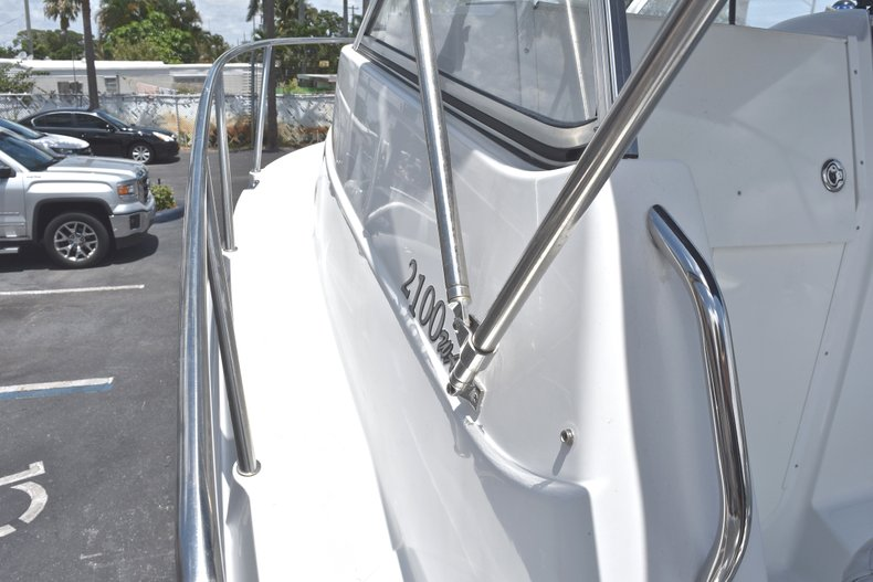 Thumbnail 47 for Used 2007 Polar 2100 WA boat for sale in West Palm Beach, FL