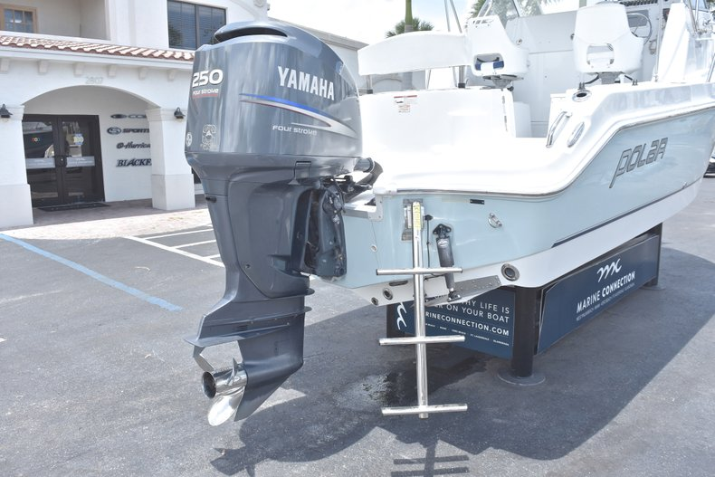 Thumbnail 9 for Used 2007 Polar 2100 WA boat for sale in West Palm Beach, FL