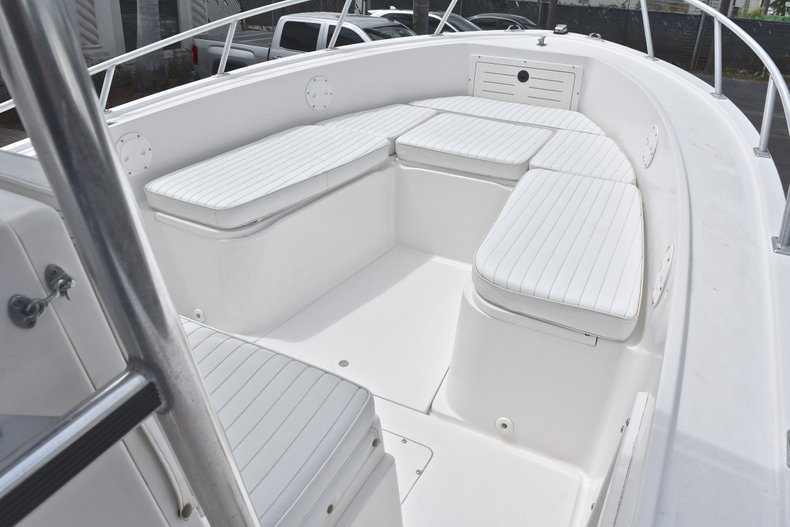 Thumbnail 38 for Used 1998 Mako 232 Center Console boat for sale in West Palm Beach, FL