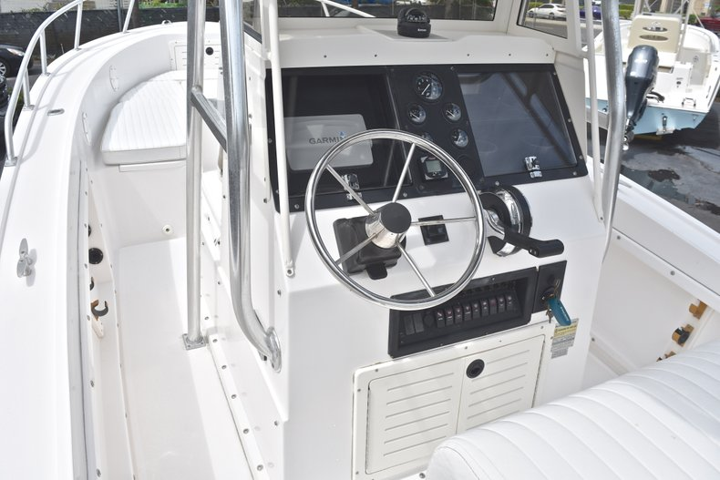 Thumbnail 26 for Used 1998 Mako 232 Center Console boat for sale in West Palm Beach, FL