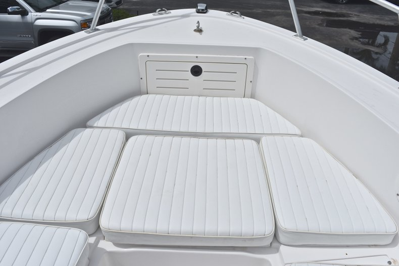 Thumbnail 49 for Used 1998 Mako 232 Center Console boat for sale in West Palm Beach, FL
