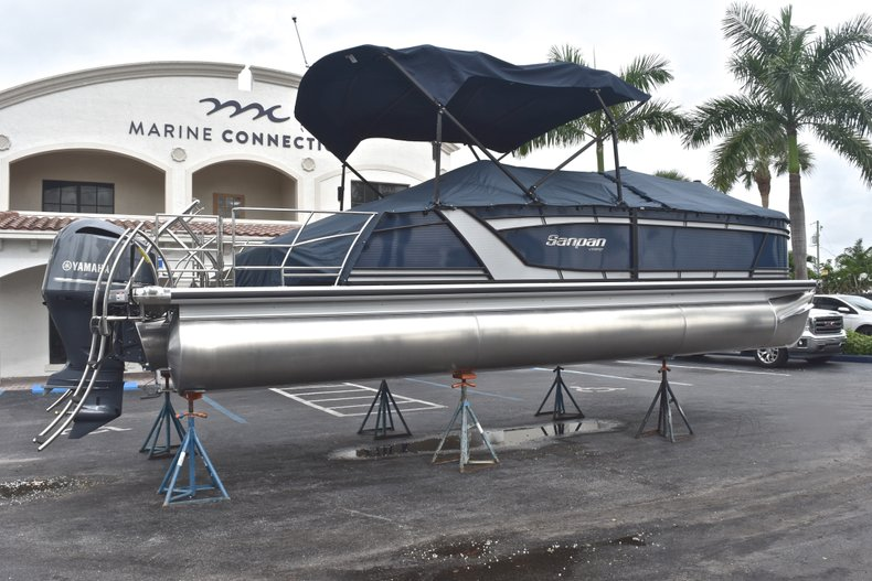 Thumbnail 15 for New 2018 Sanpan 2500 DFL boat for sale in West Palm Beach, FL
