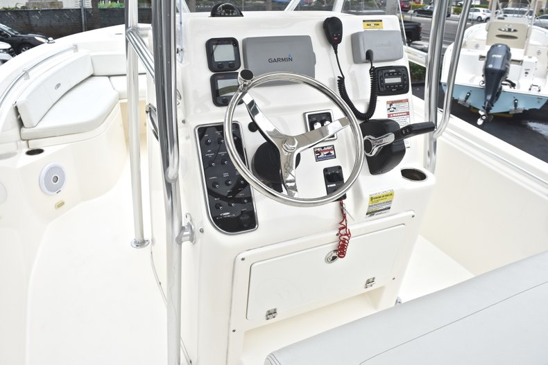 Thumbnail 22 for Used 2014 Cobia 217 Center Console boat for sale in West Palm Beach, FL