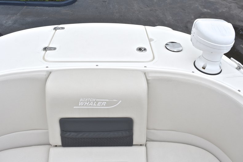 Thumbnail 78 for Used 2017 Boston Whaler 270 Vantage boat for sale in West Palm Beach, FL