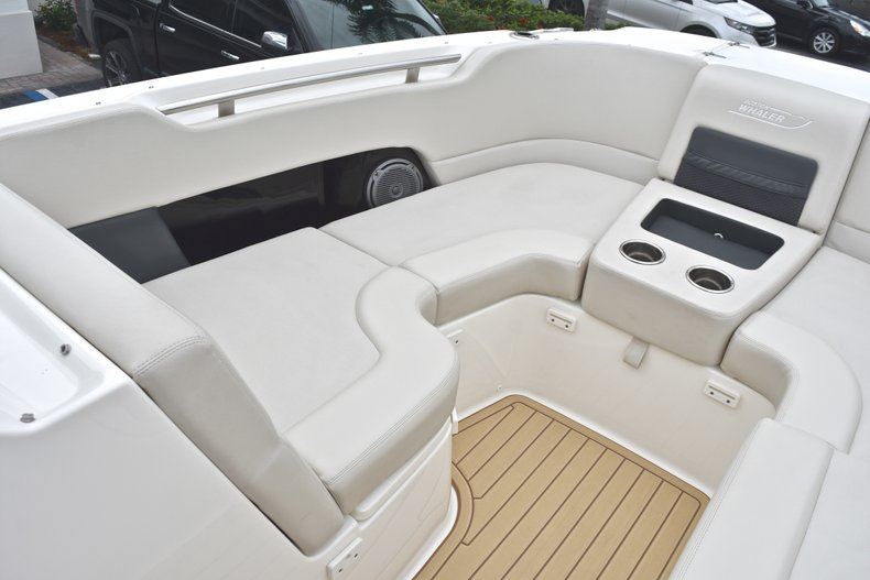 Thumbnail 76 for Used 2017 Boston Whaler 270 Vantage boat for sale in West Palm Beach, FL