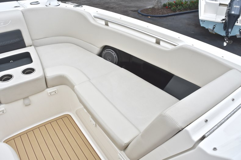 Thumbnail 74 for Used 2017 Boston Whaler 270 Vantage boat for sale in West Palm Beach, FL