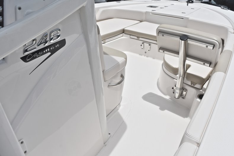 Thumbnail 42 for Used 2017 Robalo 246 Cayman boat for sale in West Palm Beach, FL