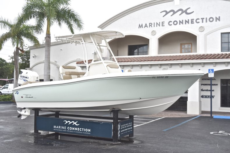 Thumbnail 1 for Used 2017 Pioneer 197 Sportfish Center Console boat for sale in West Palm Beach, FL