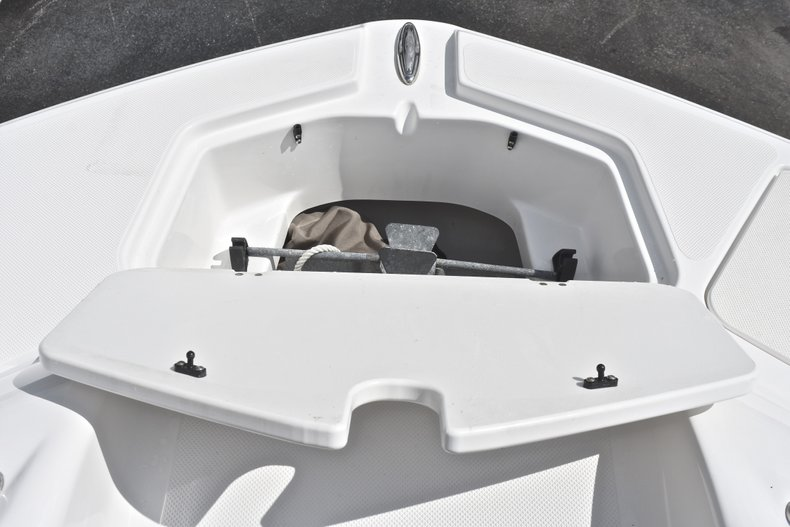 Thumbnail 53 for Used 2014 Hurricane SunDeck SD 2400 OB boat for sale in West Palm Beach, FL