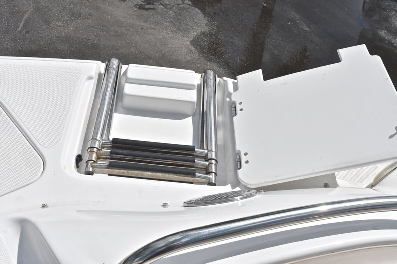 Thumbnail 52 for Used 2014 Hurricane SunDeck SD 2400 OB boat for sale in West Palm Beach, FL