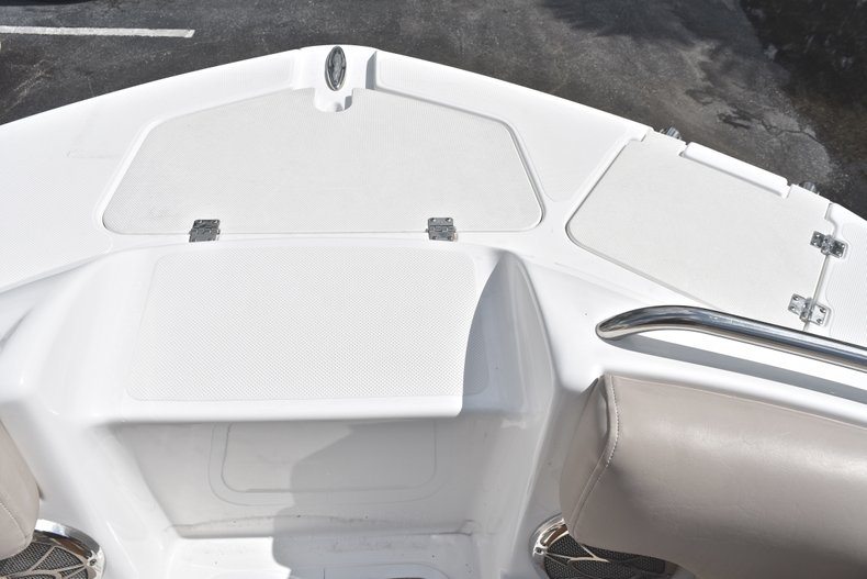 Thumbnail 51 for Used 2014 Hurricane SunDeck SD 2400 OB boat for sale in West Palm Beach, FL