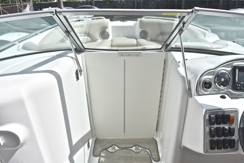 Thumbnail 40 for Used 2014 Hurricane SunDeck SD 2400 OB boat for sale in West Palm Beach, FL