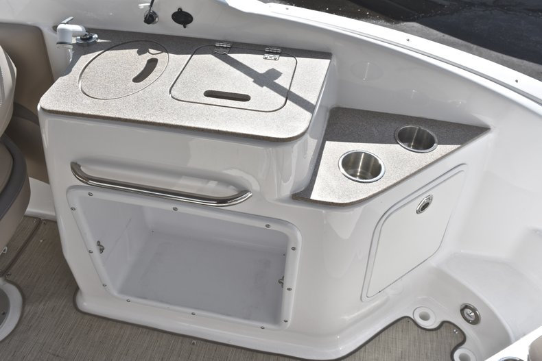 Thumbnail 23 for Used 2014 Hurricane SunDeck SD 2400 OB boat for sale in West Palm Beach, FL