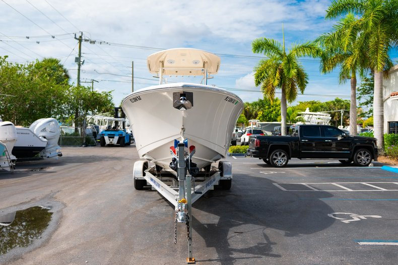 Thumbnail 2 for Used 2018 Cobia 277 Center Console boat for sale in West Palm Beach, FL