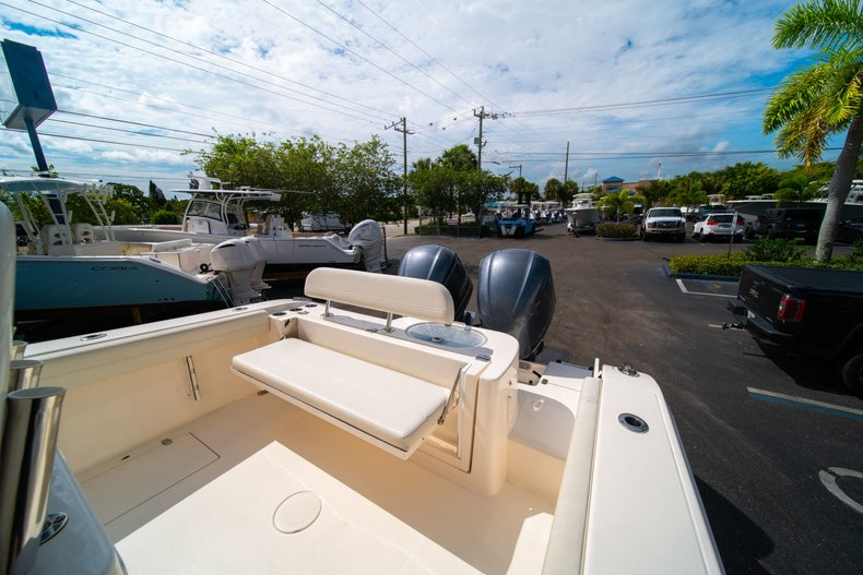Thumbnail 9 for Used 2018 Cobia 277 Center Console boat for sale in West Palm Beach, FL