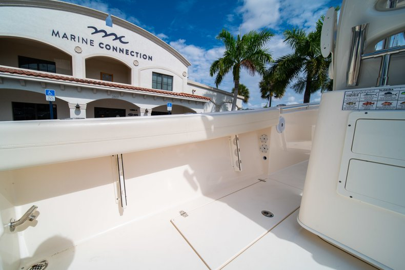 Thumbnail 14 for Used 2018 Cobia 277 Center Console boat for sale in West Palm Beach, FL