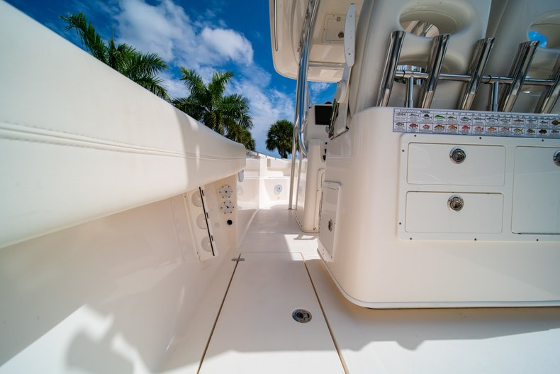 Thumbnail 15 for Used 2018 Cobia 277 Center Console boat for sale in West Palm Beach, FL