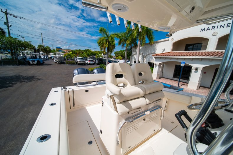 Thumbnail 28 for Used 2018 Cobia 277 Center Console boat for sale in West Palm Beach, FL