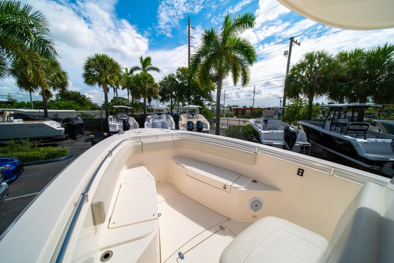 Thumbnail 32 for Used 2018 Cobia 277 Center Console boat for sale in West Palm Beach, FL