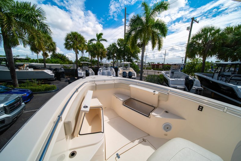 Thumbnail 33 for Used 2018 Cobia 277 Center Console boat for sale in West Palm Beach, FL