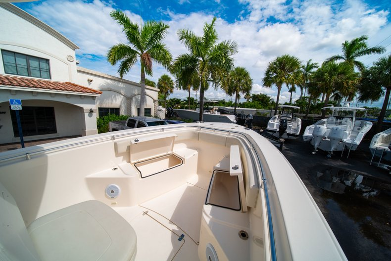 Thumbnail 31 for Used 2018 Cobia 277 Center Console boat for sale in West Palm Beach, FL