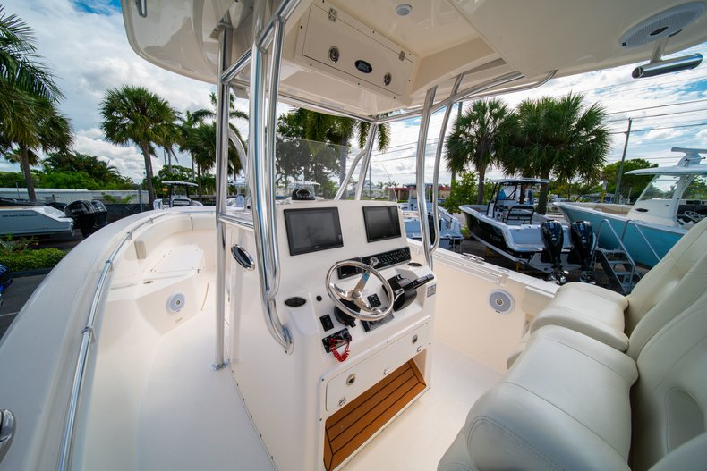 Thumbnail 20 for Used 2018 Cobia 277 Center Console boat for sale in West Palm Beach, FL