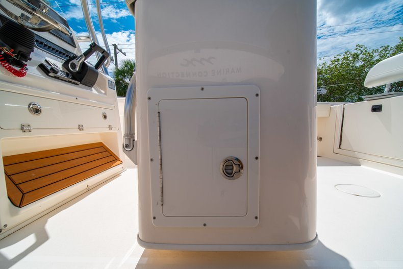Thumbnail 24 for Used 2018 Cobia 277 Center Console boat for sale in West Palm Beach, FL