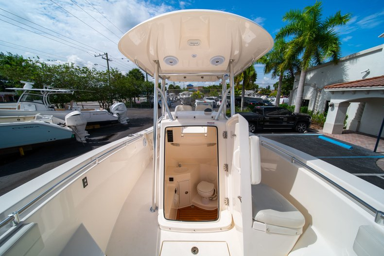 Thumbnail 39 for Used 2018 Cobia 277 Center Console boat for sale in West Palm Beach, FL