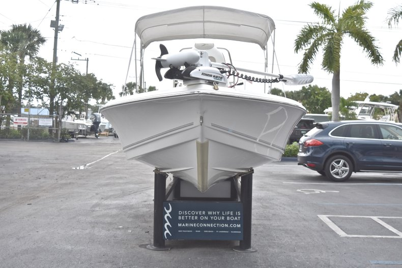 Thumbnail 2 for Used 2012 Tidewater 2100 Bay Max boat for sale in West Palm Beach, FL