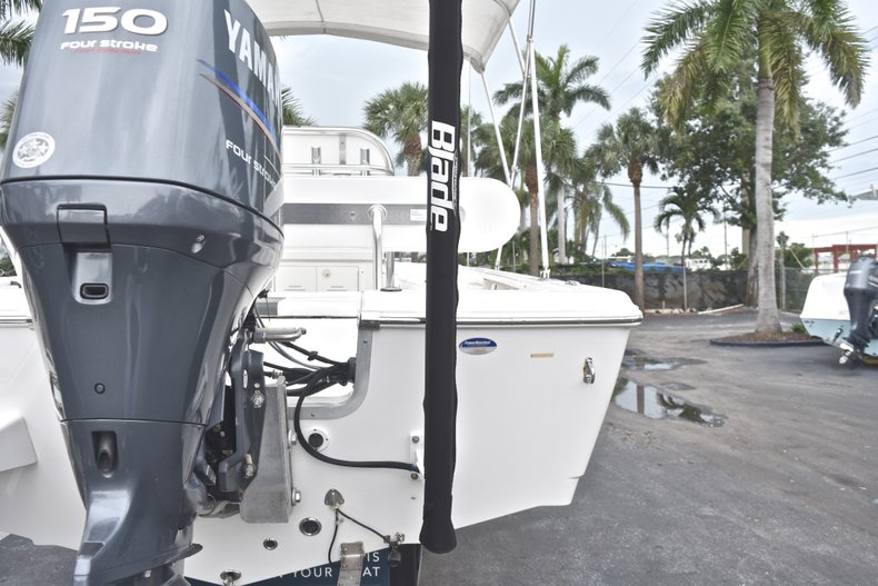 Thumbnail 9 for Used 2012 Tidewater 2100 Bay Max boat for sale in West Palm Beach, FL