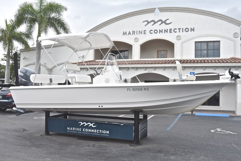 Thumbnail 1 for Used 2012 Tidewater 2100 Bay Max boat for sale in West Palm Beach, FL