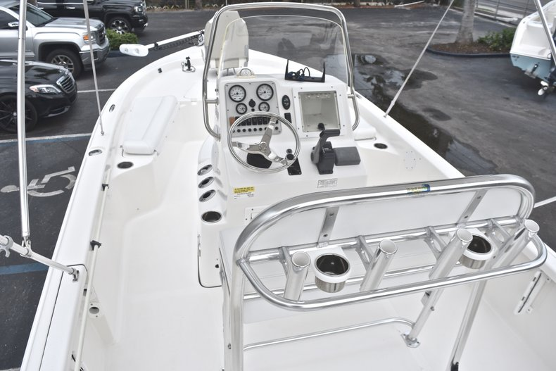 Thumbnail 10 for Used 2012 Tidewater 2100 Bay Max boat for sale in West Palm Beach, FL