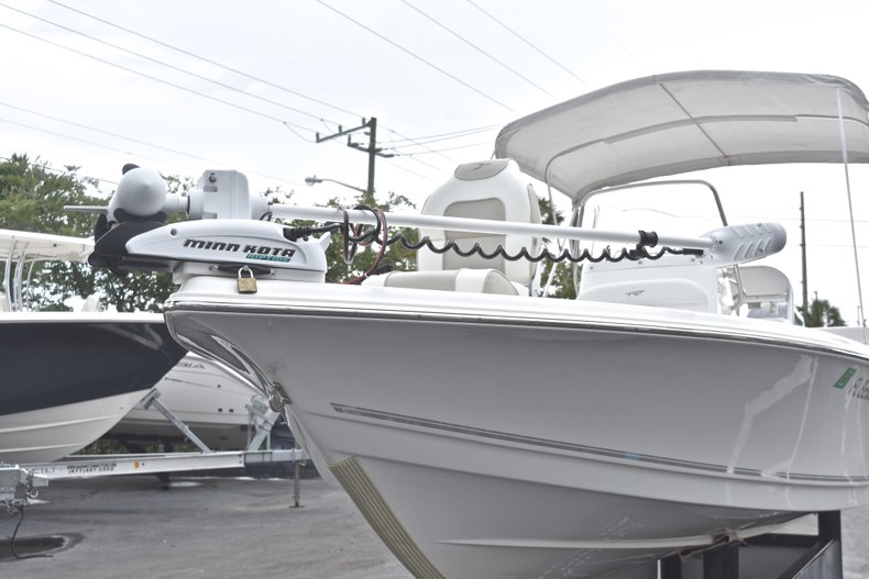 Thumbnail 3 for Used 2012 Tidewater 2100 Bay Max boat for sale in West Palm Beach, FL