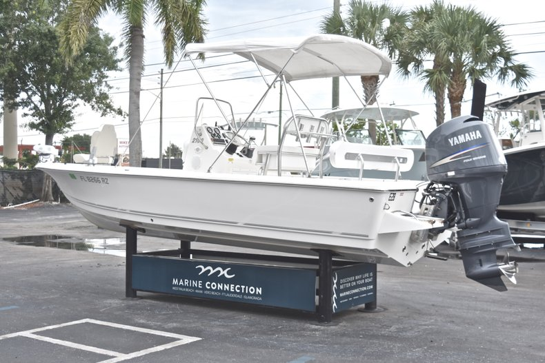 Thumbnail 6 for Used 2012 Tidewater 2100 Bay Max boat for sale in West Palm Beach, FL