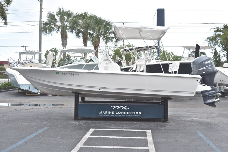Thumbnail 5 for Used 2012 Tidewater 2100 Bay Max boat for sale in West Palm Beach, FL