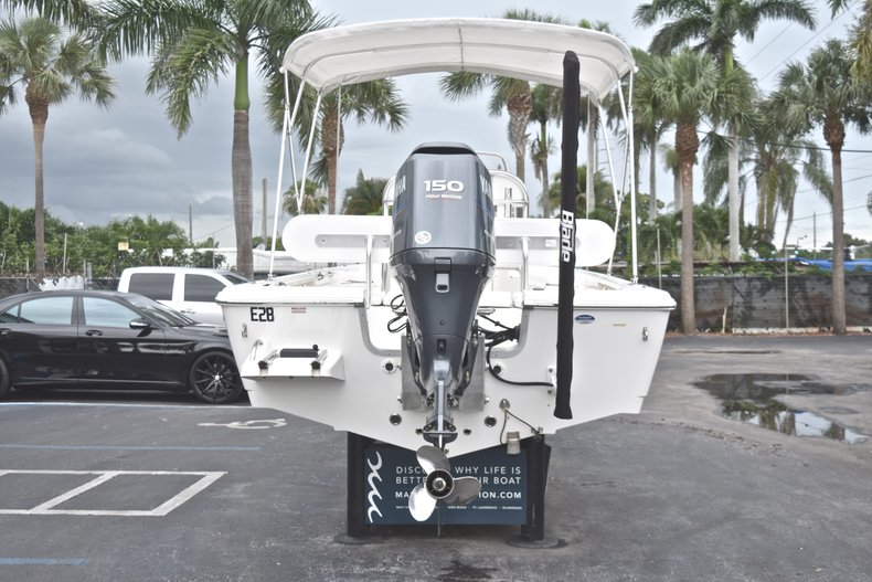 Thumbnail 7 for Used 2012 Tidewater 2100 Bay Max boat for sale in West Palm Beach, FL