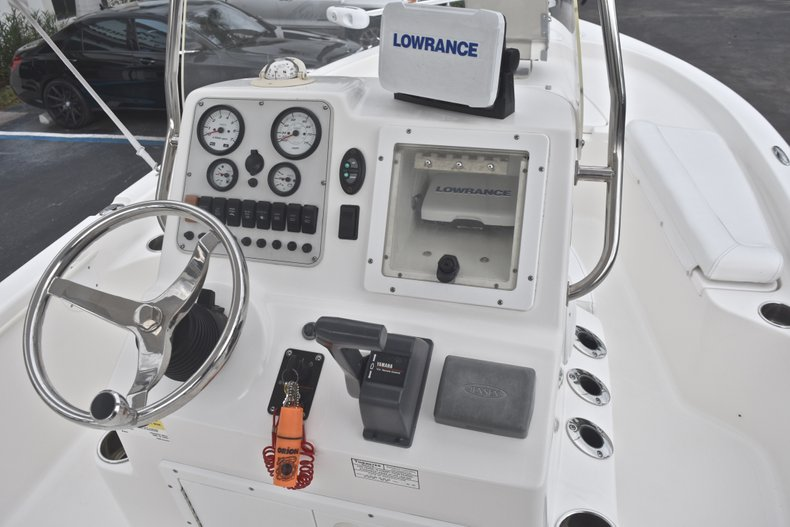 Thumbnail 22 for Used 2012 Tidewater 2100 Bay Max boat for sale in West Palm Beach, FL