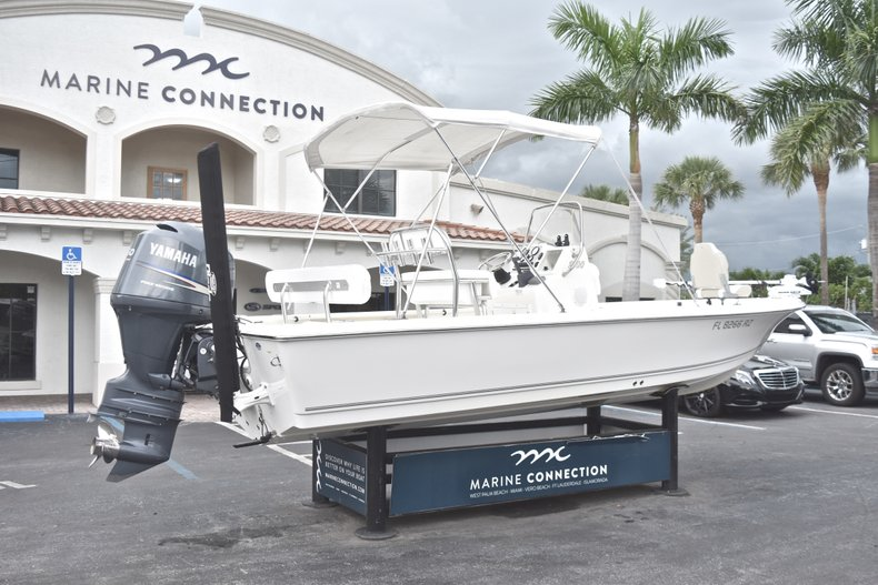 Thumbnail 8 for Used 2012 Tidewater 2100 Bay Max boat for sale in West Palm Beach, FL