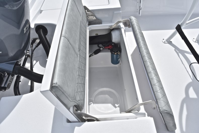 Thumbnail 15 for New 2019 Sportsman Masters 207 Bay Boat boat for sale in Miami, FL