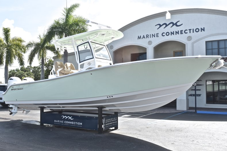 Thumbnail 1 for New 2019 Sportsman Open 282 Center Console boat for sale in Miami, FL