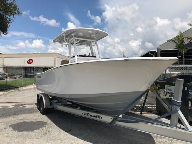 Thumbnail 1 for New 2019 Sportsman Open 242 Center Console boat for sale in Miami, FL