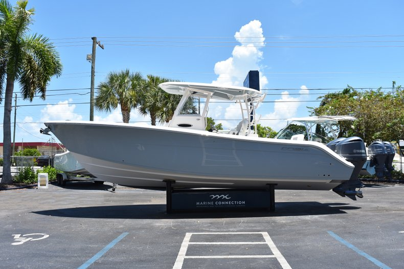 Thumbnail 4 for New 2019 Cobia 301 CC Center Console boat for sale in West Palm Beach, FL